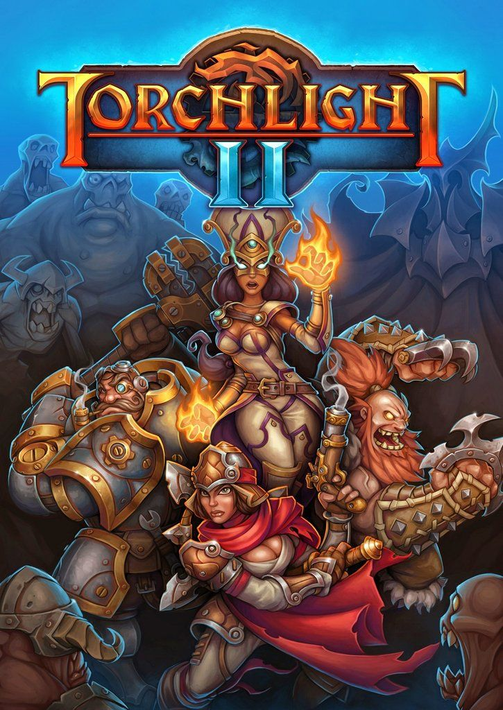 Torchlight II Poster pc games, Torchlight 2, Games