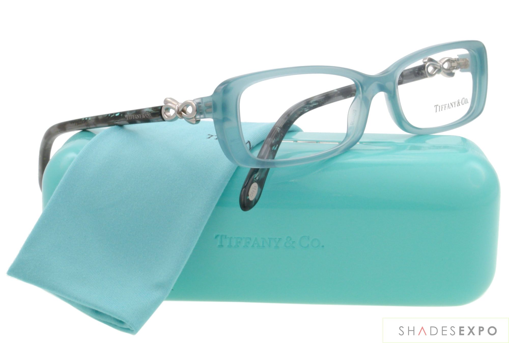 f6ce85e593e NEW Tiffany Eyeglasses TIF 2058 TURQUOISE 8135 TIF2058 AUTHENTIC ...