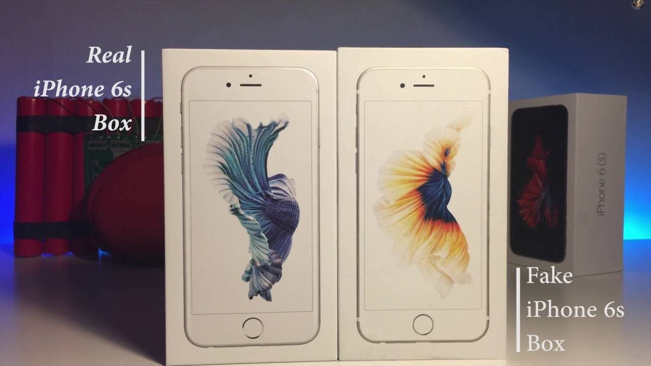 Awesome fake vs real iphone 6s giveaway check more at http