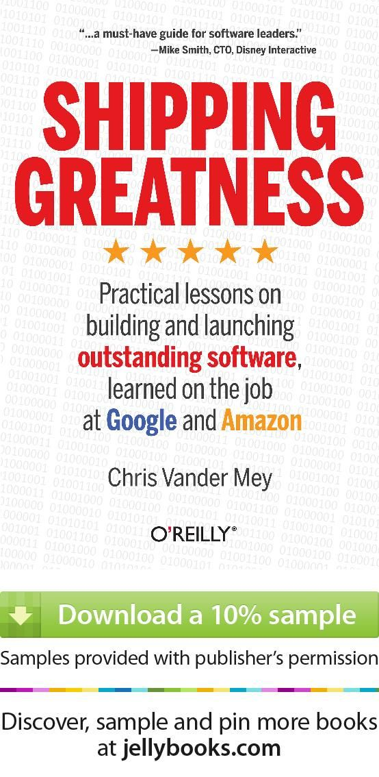 Shipping Greatness By Chris Vander Mey Download A Free Ebook Sample And Give It A Try Don T Forget To Share It Too Book Challenge Book Blogger Greatful