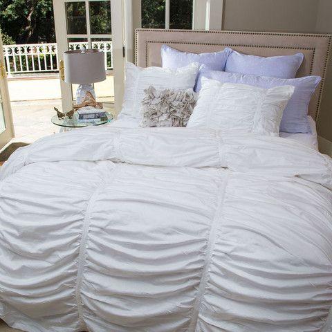 The Mirabel White White Duvet Covers White Duvet Home