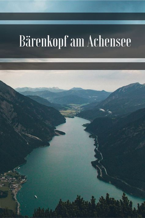 Photo of Bärenkopf am Achensee – Ein Hauch von Norwegen