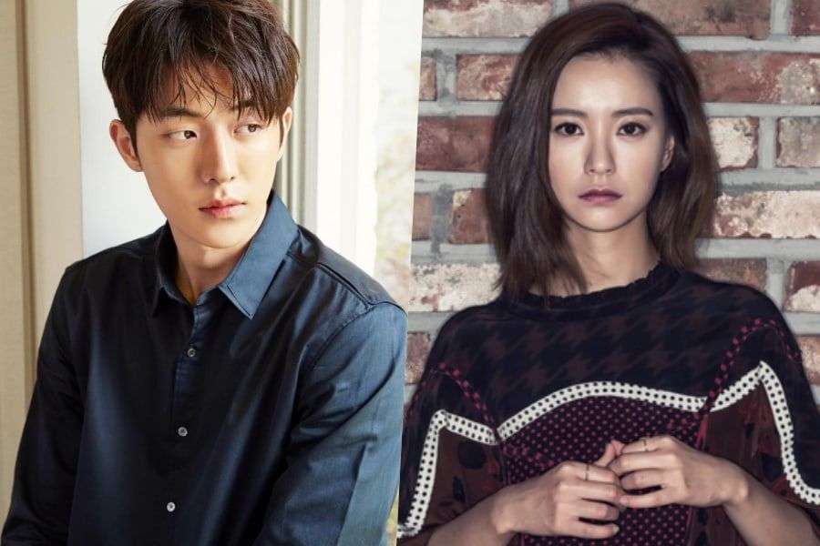 Nam Joo Hyuk Confirms For New Netflix Fantasy Series With Jung Yu Mi
