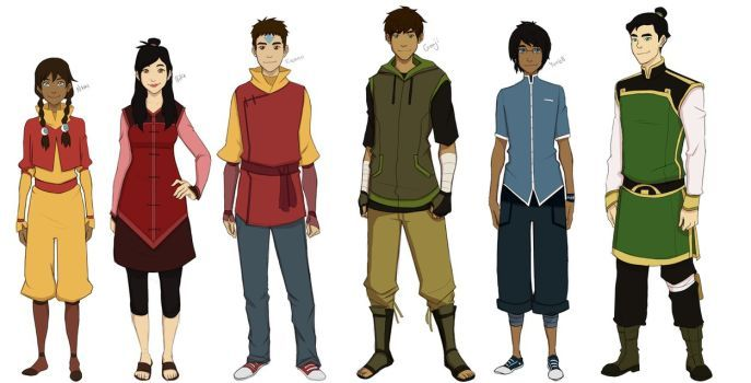 Legend Of Genji Cast By Freestyletrue Avatar Characters Avatar Airbender Avatar
