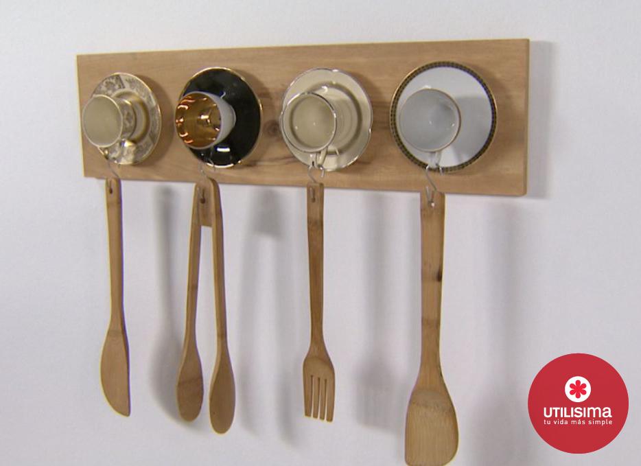 Organizador de cocina reciclado v a ada barcelona for Utilisima cocina