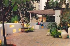 Image Result For India Terrace Design Terrace Garden Design Terrace Garden Terrace Design