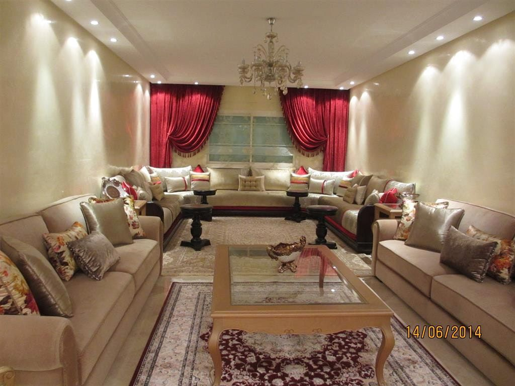Salon Orientale Awesome Salon Marocain Moderne Deluxe Pictures Amazing House