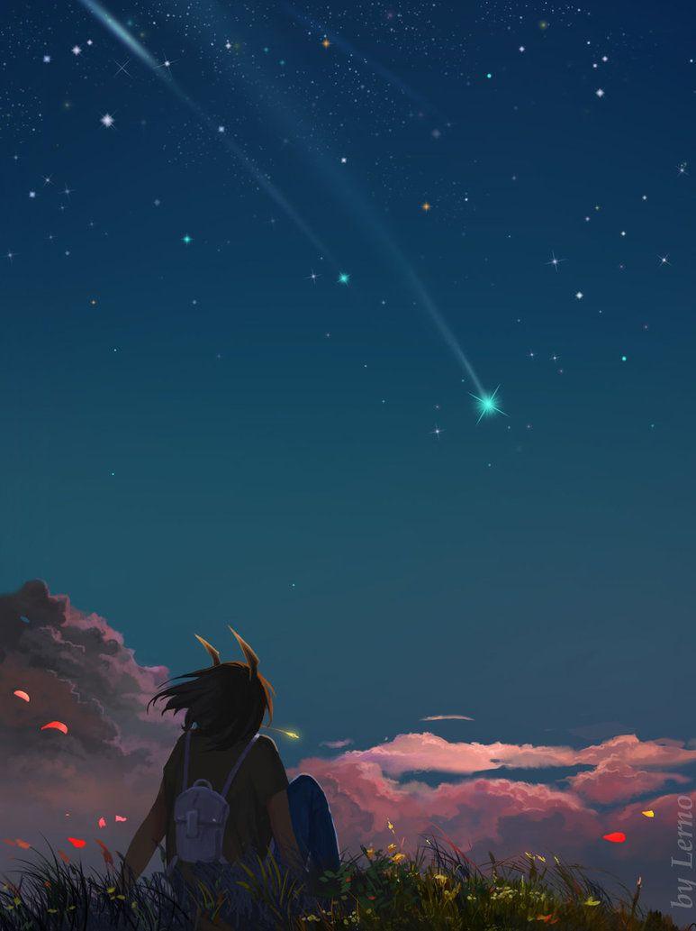 my eternity.3: sunset by Lerrno on DeviantArt
