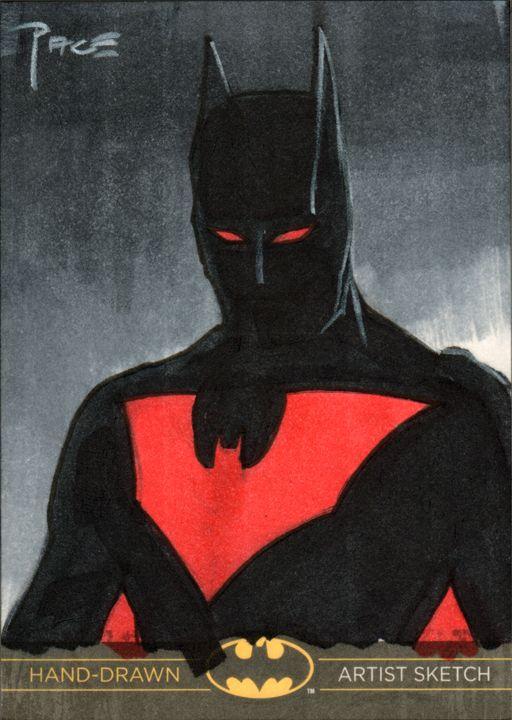 Batman Beyond by *RichardPace
