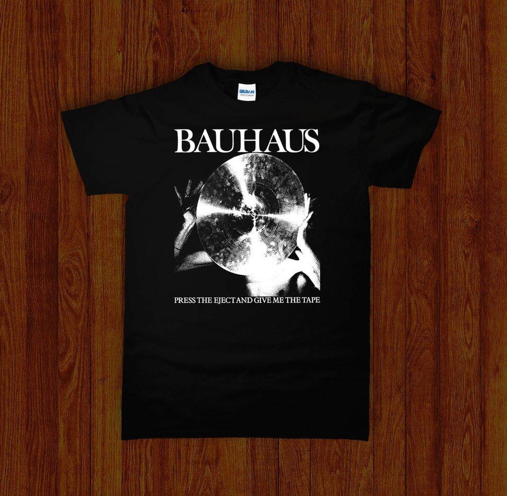 Bauhaus Press Eject Shirt Rock T Shirts Bauhaus