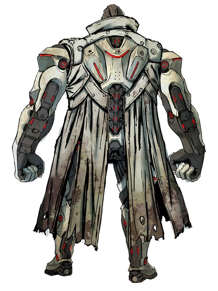 Maximillian Caxton Back Characters Art Anarchy Reigns Character Design Inspiration Illustration Character Design Game Character Design