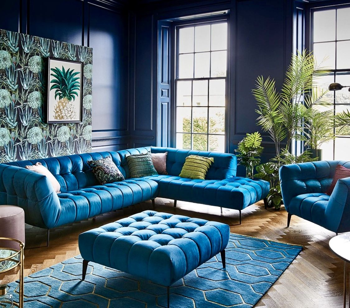 Art Deco Style Teal Blue Living Room Decor Teal Living Room Decor Blue Living Room Decor Living Room Turquoise