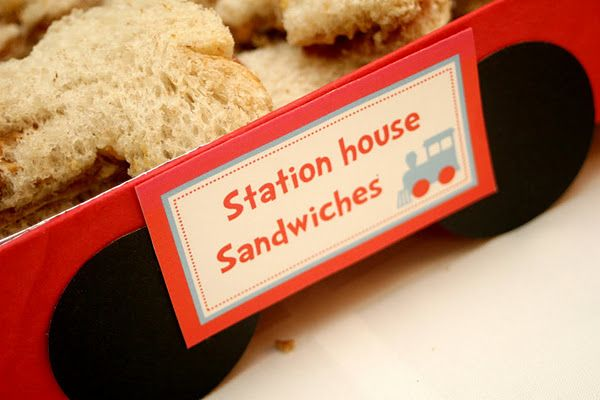 Station house Sandwiches