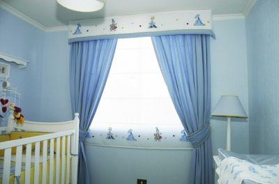Cortinas infantiles cenefas infantiles dise o de cortinas ni os cocina hogar cortinas - Cortinas habitacion bebe nina ...
