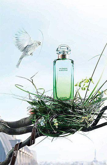 Hermes Un Jardin Sur Le Toit Eau De Toilette Natural Spray No