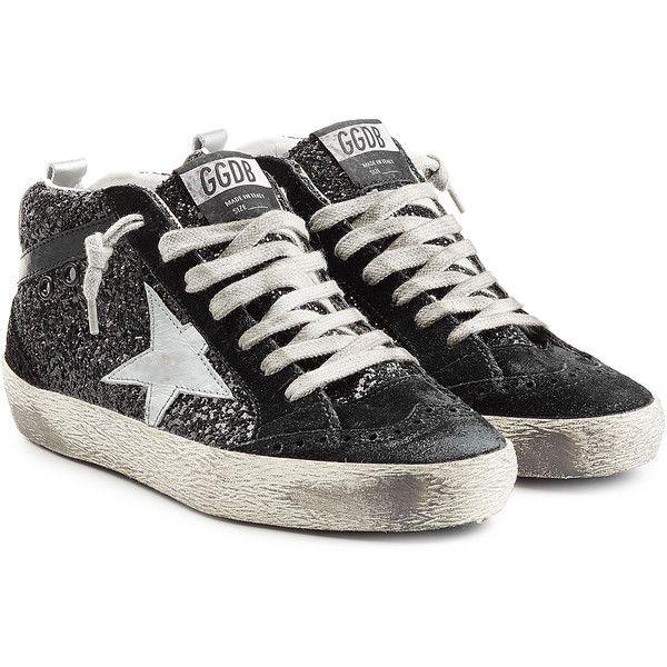 Glitter sneakers, Glitter shoes, Star