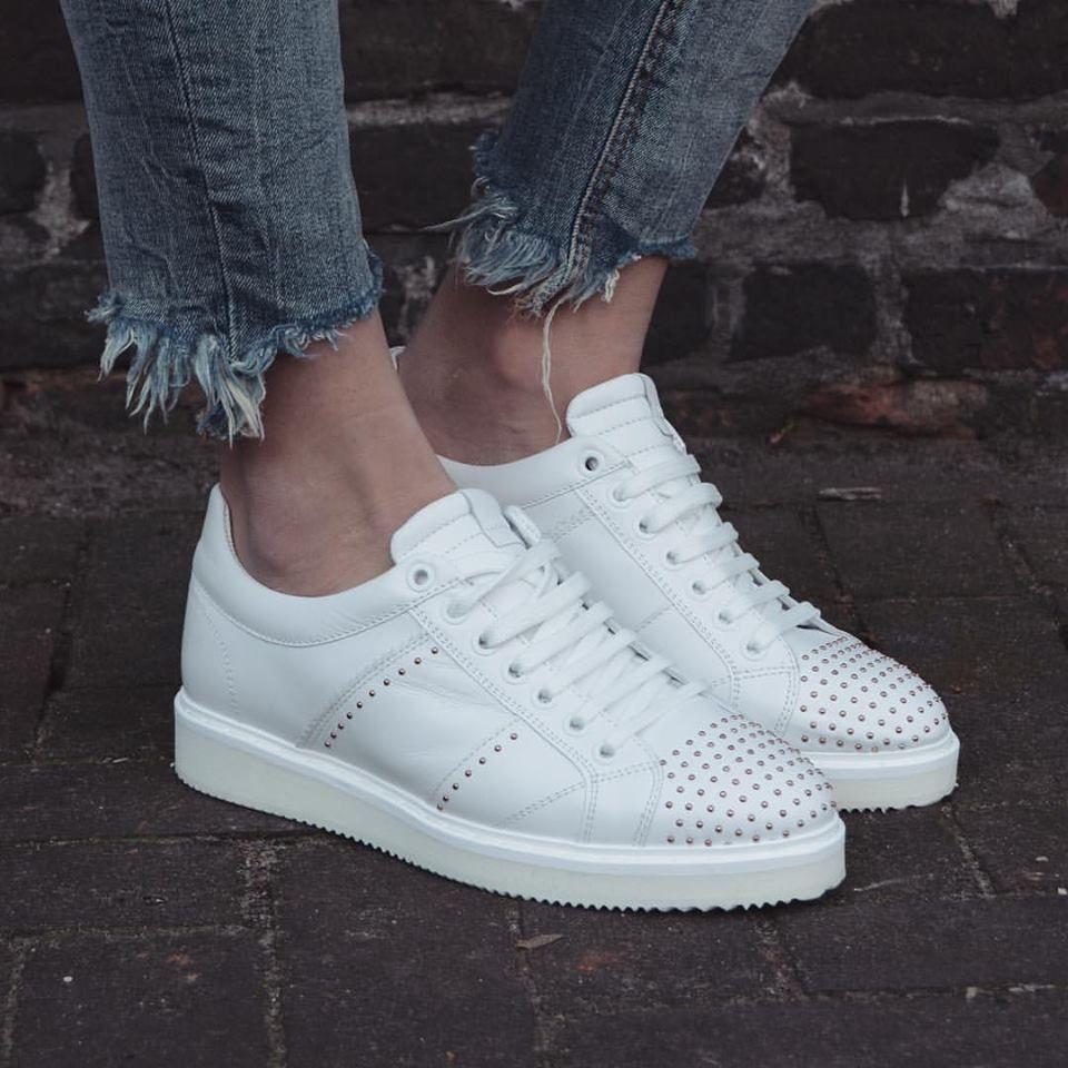 Fashion · NEW ! Shop; http://www.shoesbyboudewijns.nl/nl/ · White Sneakers