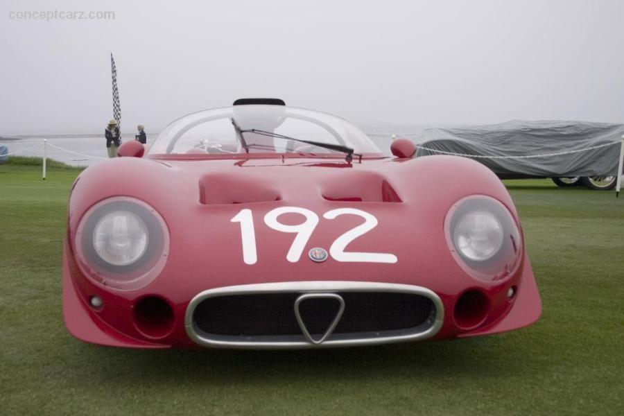 Alfa Romeo 33 Periscopica Alfa Romeo Tipo 33 Tz Pinterest Cars