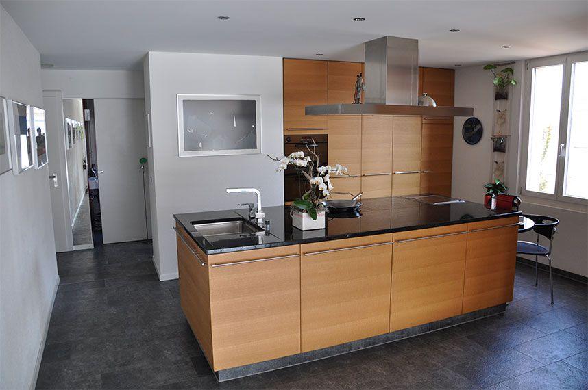 Küche Bern Schreinerei Grob Brünnenstrasse 26 3027 Bern tel 031 - kche eiche