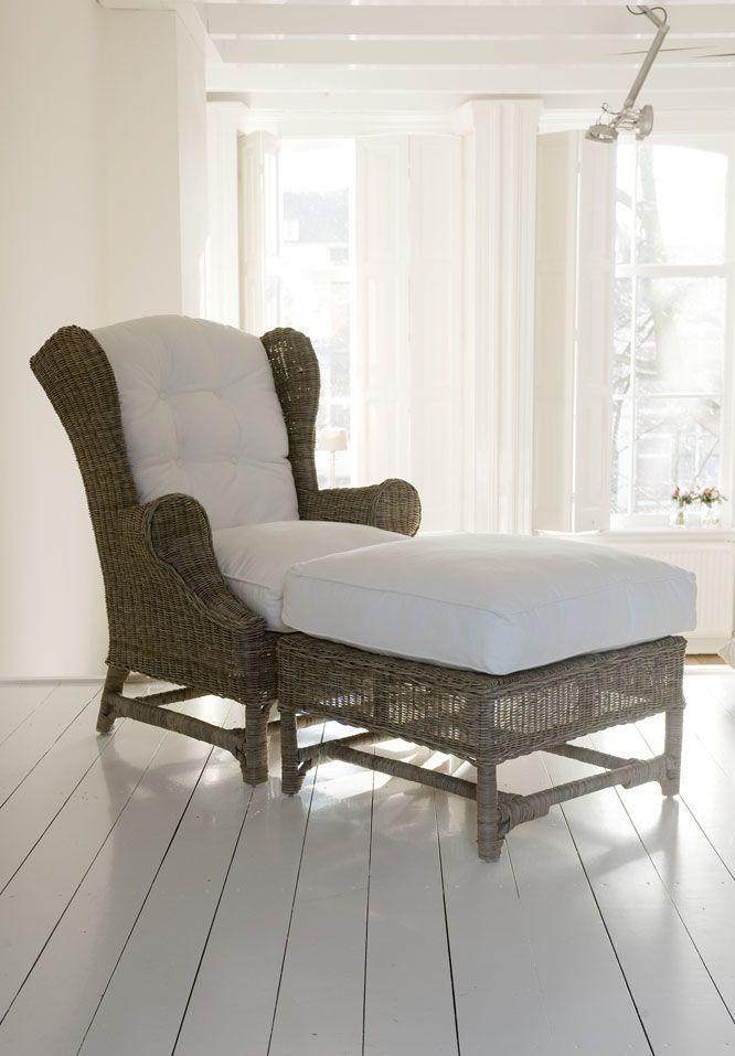 der stilvolle nicolas wing chair von rivi ra maison in bester qualit t und zum top preis nur. Black Bedroom Furniture Sets. Home Design Ideas