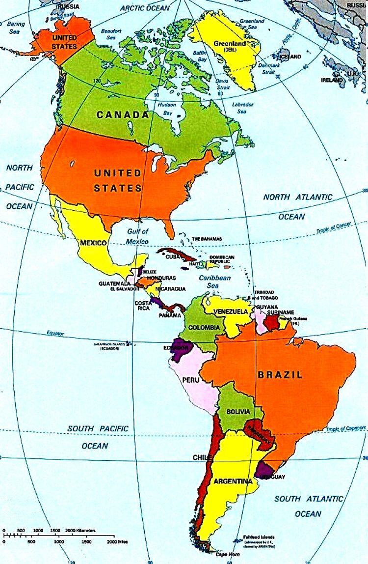 Forgetten dreams continente americano 16