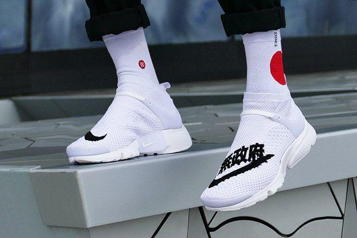 Nike Flyknit Presto Anarchy Uncaged Custom | ????? | Air