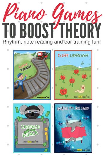 Free, printable rhythm game with a fun shark theme Piano
