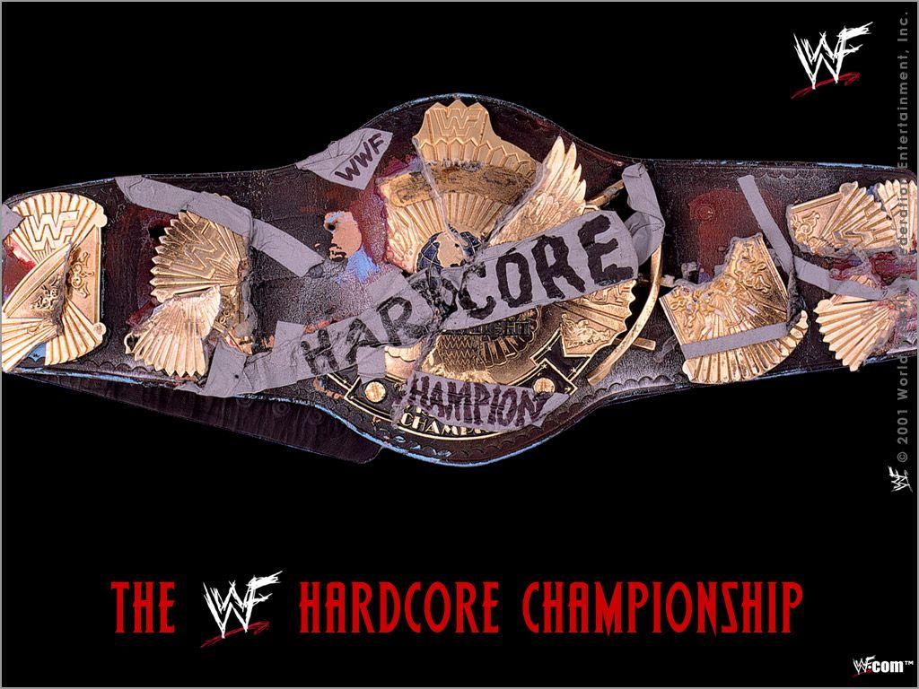 Wwf Hardcore Title 121