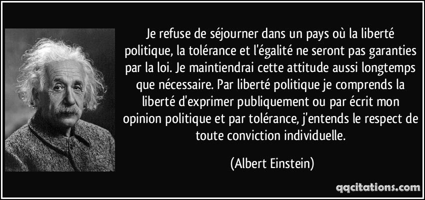 Albert Einstein Citation Phrase Citation Et Citation Pensee