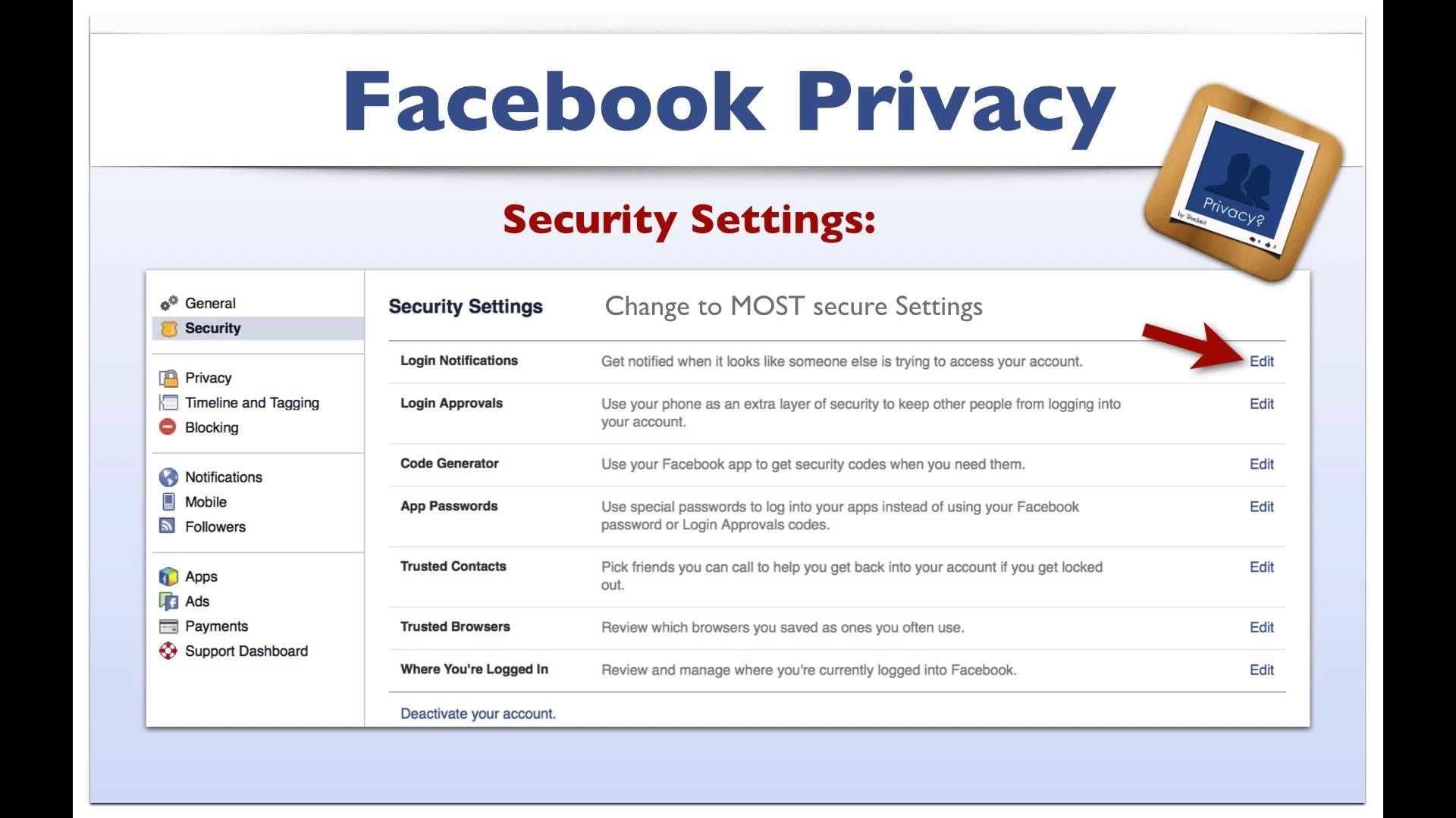 Advanced facebook privacy settings 2015 education articles advanced facebook privacy settings 2015 ccuart Gallery