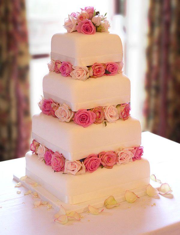 Süße Highlights: 10 traumhafte Hochzeitstorten zum Verlieben
