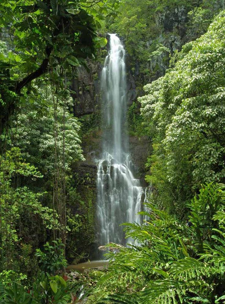 East Maui waterfalls  5 top things to do in Maui