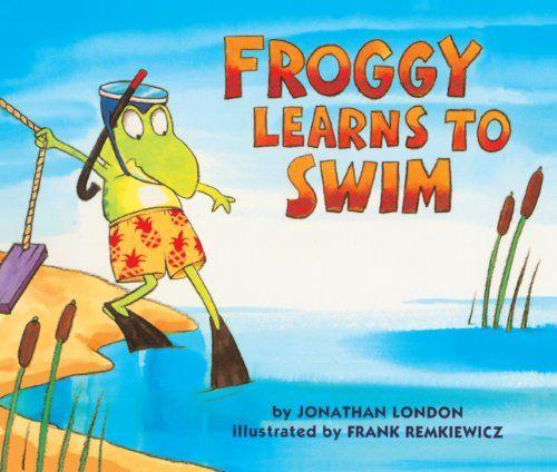 Froggy Learns To Swim (Turtleback School & Library Binding