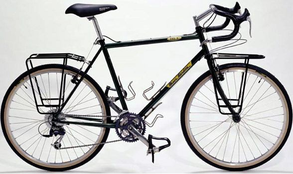 26 Inch Mountain Bicycles Made For World Bicycle Touring Touring