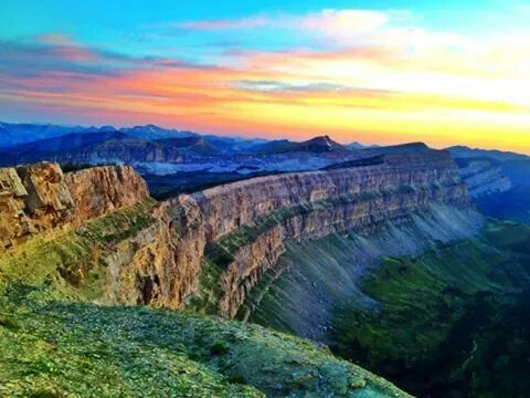 the china wall in the bob marshall wilderness photo by on great wall chinese restaurant id=25244