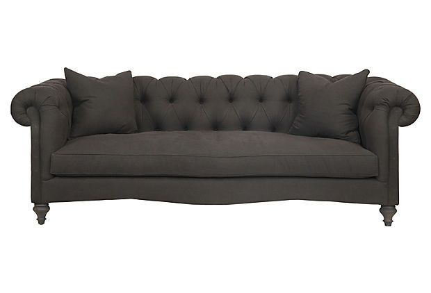 Enjoyable Anderson Sofa Belgian Linen Fill 10 White Goose Down 90 Frankydiablos Diy Chair Ideas Frankydiabloscom