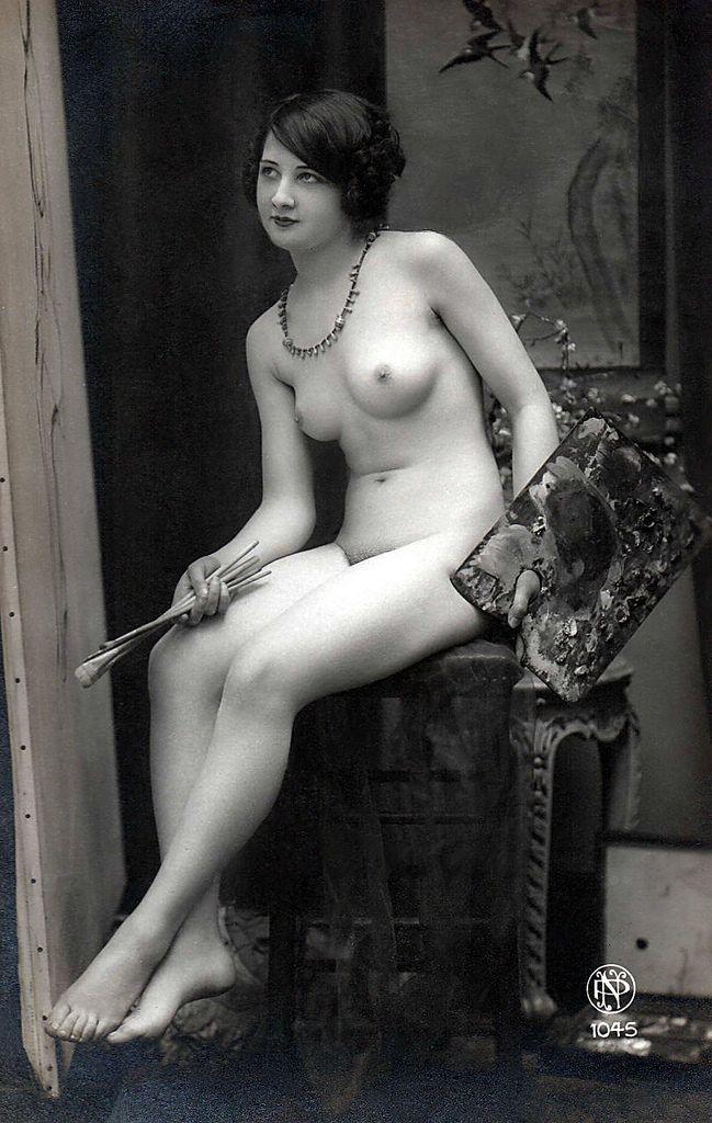 Postcard vintage french