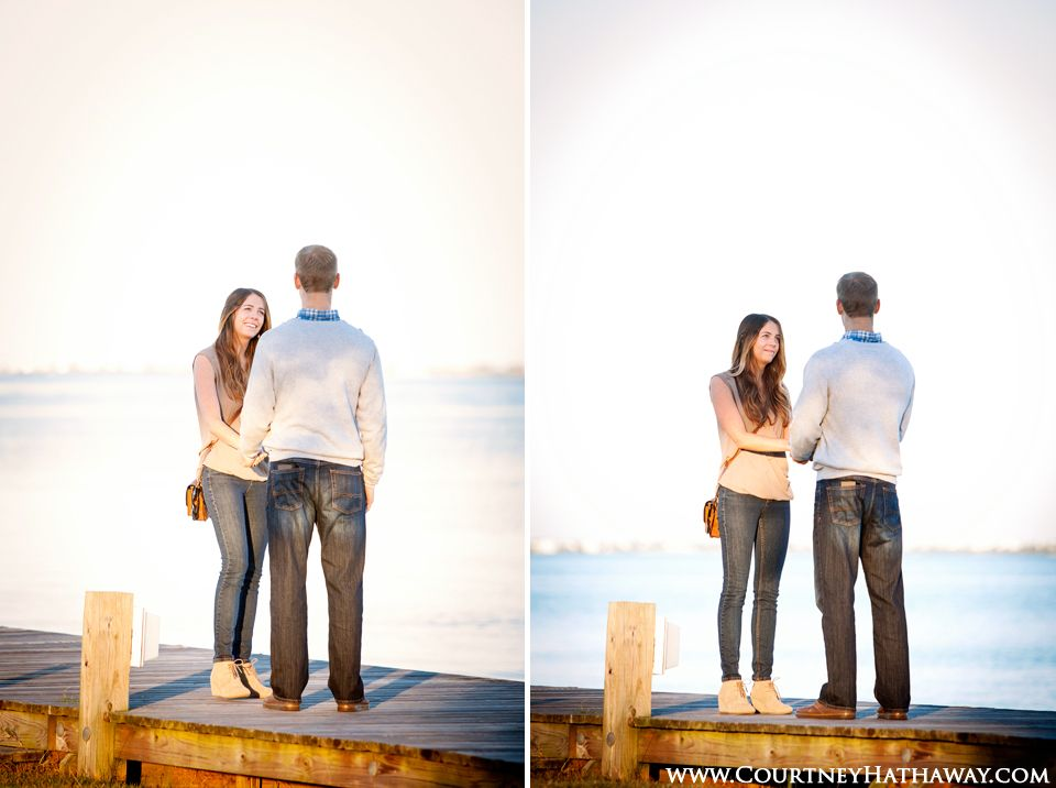 Outer Banks Proposal OBX Surprise Weddings Wedding