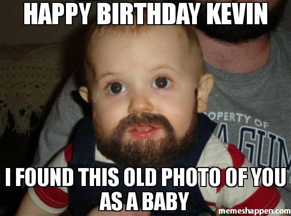 91c170ecb709b731e283803c782a79e2 happy birthday kevin i found this old photo of you as a baby