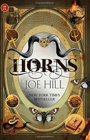 Horns by joe hill i want this edition for the cover art horns by joe hill i want this edition for the cover art fandeluxe Gallery