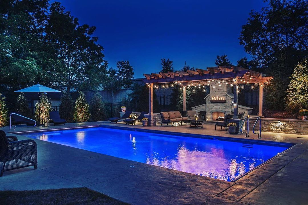 "Platinum Pools on Instagram: ""Outdoor living project in ... on Platinum Outdoor Living id=31396"