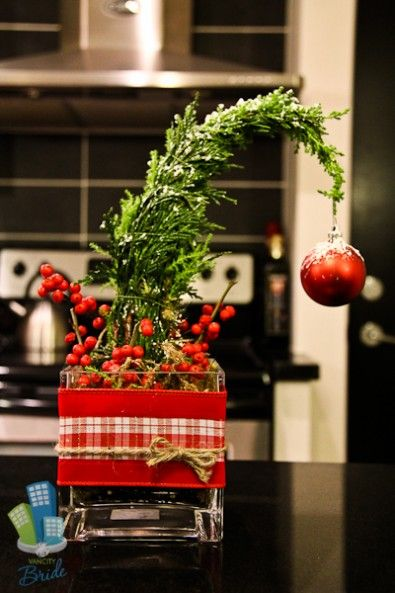 Vancity Bride S Christmas Giveaway Christmas Decorations Grinch Trees Christmas Giveaways