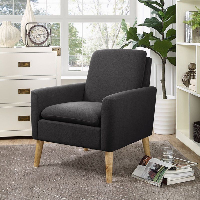 Garnes Armchair Black Living Room Chairs Black Furniture Living Room Arm Chairs Living Room