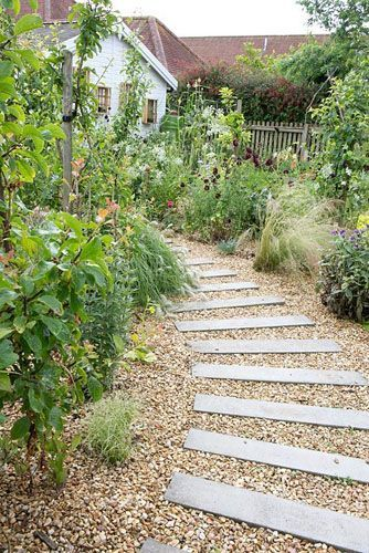Whimsical Garden Paths & Walkway Ideas is part of Stone garden paths, Gravel garden, Coastal gardens, Garden stepping stones, Easy garden, Garden paths - Nowadays the need for fresh organic produce is on the rise  The demand for products and treatment leads to some very innovative organic gardening techniques  Now is your chance to find something that works for your organic garden  Her