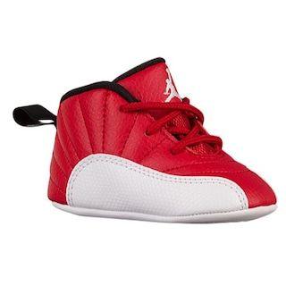Jordan Retro 12 Boys Infant At Kids Foot Locker Baby Boy Shoes Cute Baby Shoes Boy Shoes