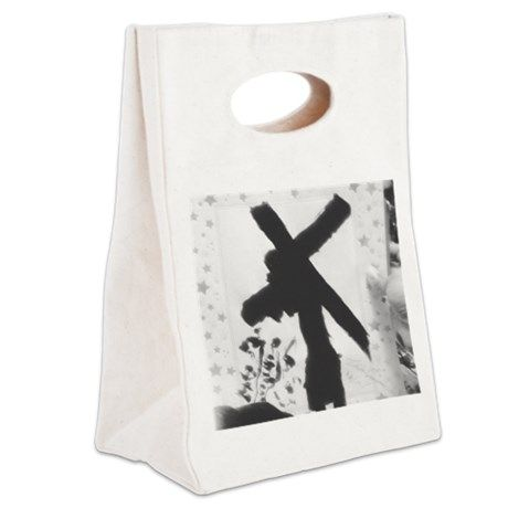 Canvas Lunch Tote on CafePress.com