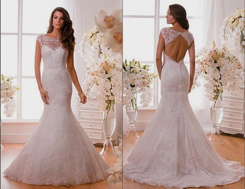most beautiful wedding dress in the world Naf Dresses | weddings ...
