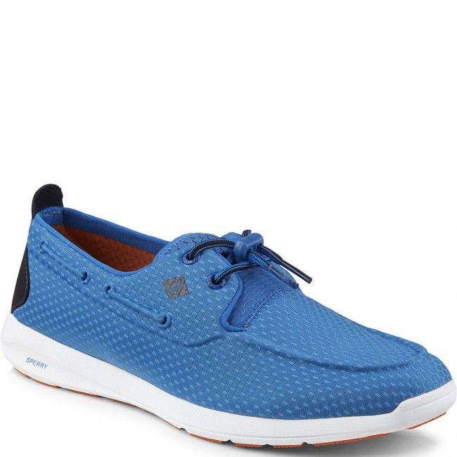 Paul Sperry Sojourn Mesh Shoes - Royal