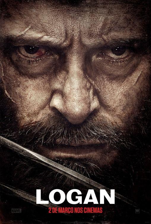 Poster internacional de Logan