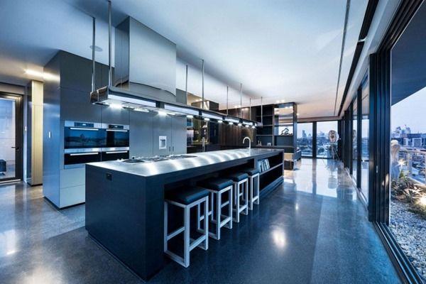 Penthouse Coppin de diseño contemporáneo / JAM arquitectos ...
